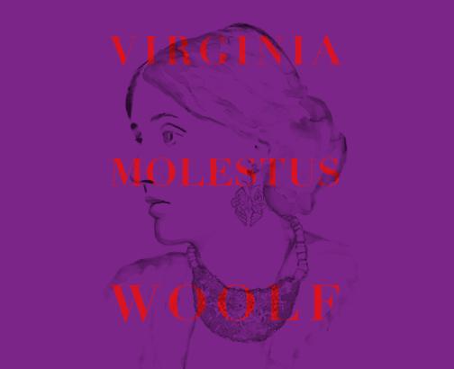 VIRGINIA molestus WOOLF illustrated by Ivo Bisignano.png