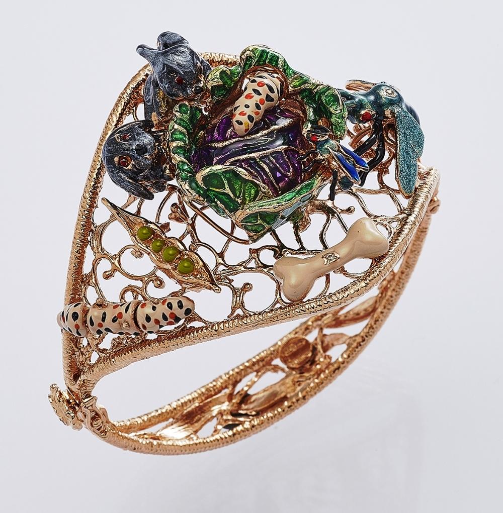 VERNISSAGE JEWELLERY still life collection bracelet bonces cabbage.jpg