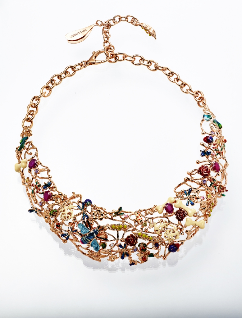 VERNISSAGE JEWELLERY still life collection necklace 925 silver and precious stones jpg.jpg
