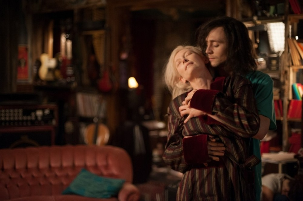 Title: Only lovers left alive  Director: Jim Jarmusch  Year: 2013  Track: Trapped by a thing called love (Denise LaSalle)   https://www.youtube.com/watch?v=s7qvvJWkUXk