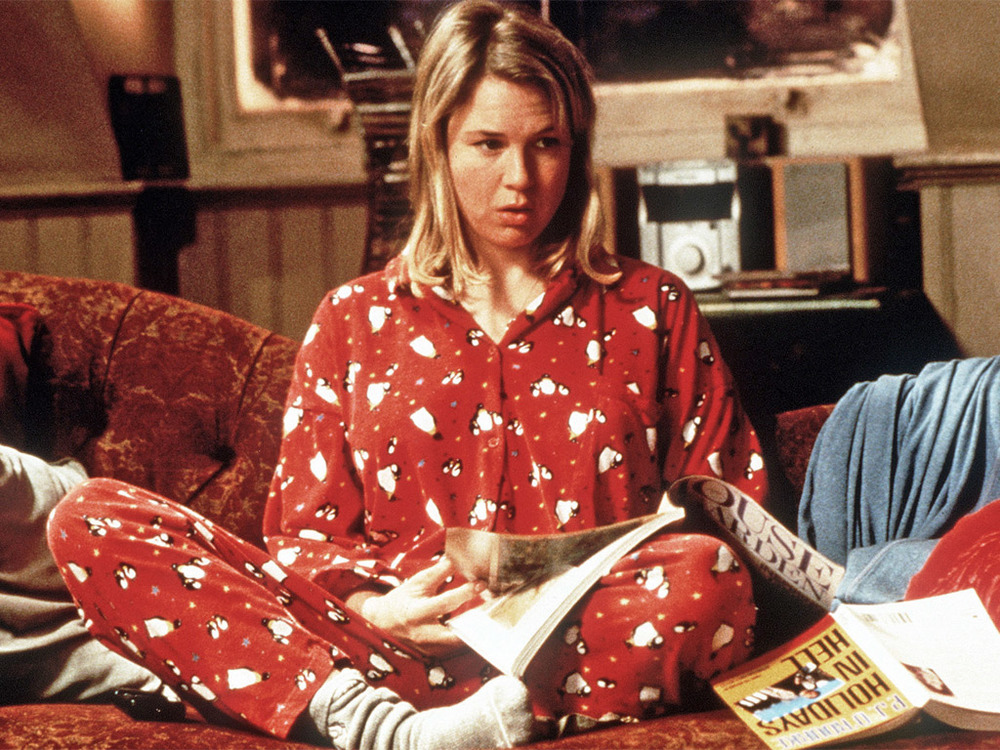 Title: Bridget Jones's Diary  Director: Sharon Maguire  Year: 2001  Track: All by myself (Jamie O' Neal)   https://www.youtube.com/watch?v=7We8gnizAEY