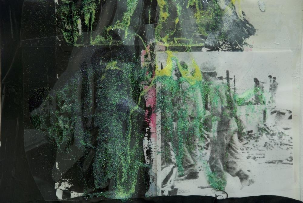 OZ_Ala Dehghan,  Burn My Uniforms, Pour Ink After Me, 2015, Mixed media, 24 cm x 33 cm.jpg