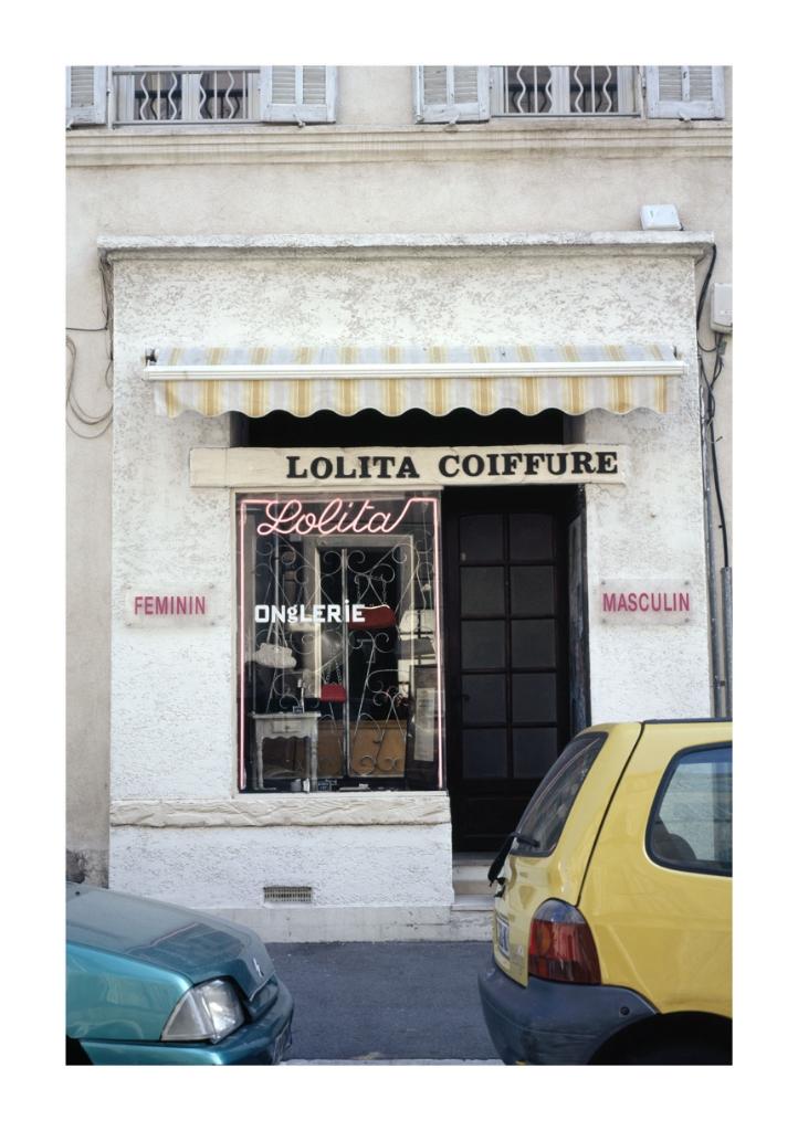 Lolita: Femenino / Masculino.