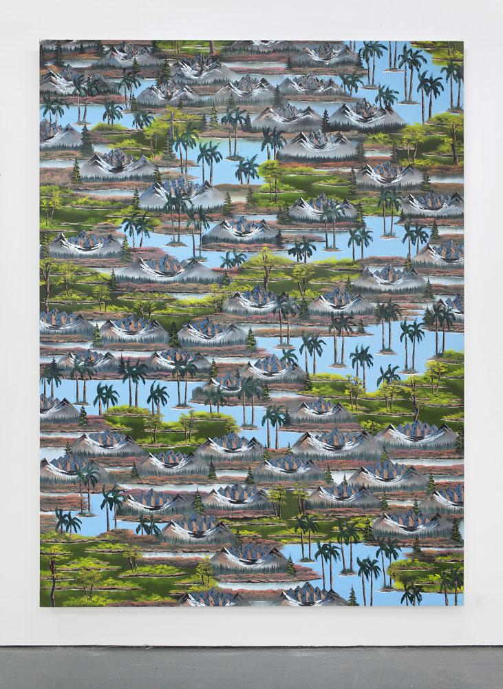 Neil Raitt, Emerald Waters (Suprova)