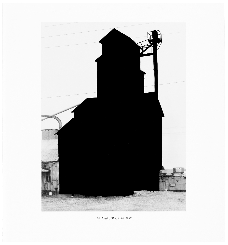 Instituto de vision | Bogotà, Marlon de Azambuja, Grain Elevators, 2015, Black permanent marker on book pages; 164 × 196 cm