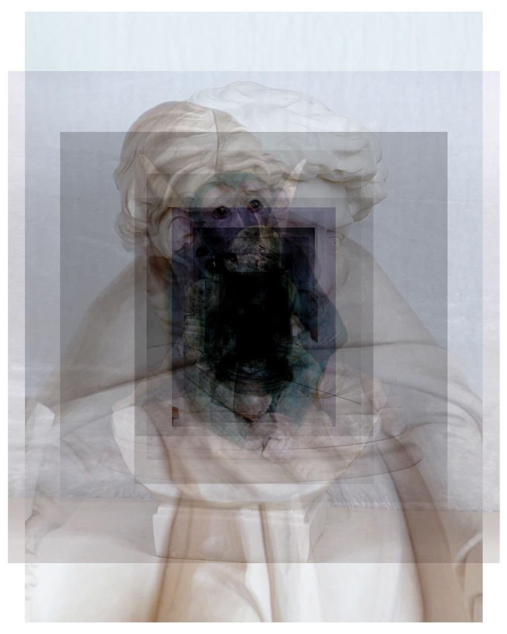 Alessandro Calabrese,20140212 Michelangelo,dalla serie A Failed Entertainment, Stampa inkjet su carta Pearl, cm 100x80 © Alessandro Calabrese, courtesy Viasaterna