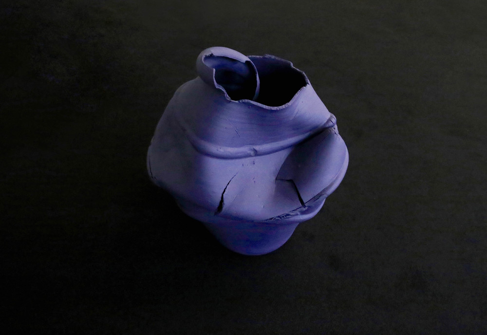 Morgane Tschiember  Shibari #4 , 2016 ceramics