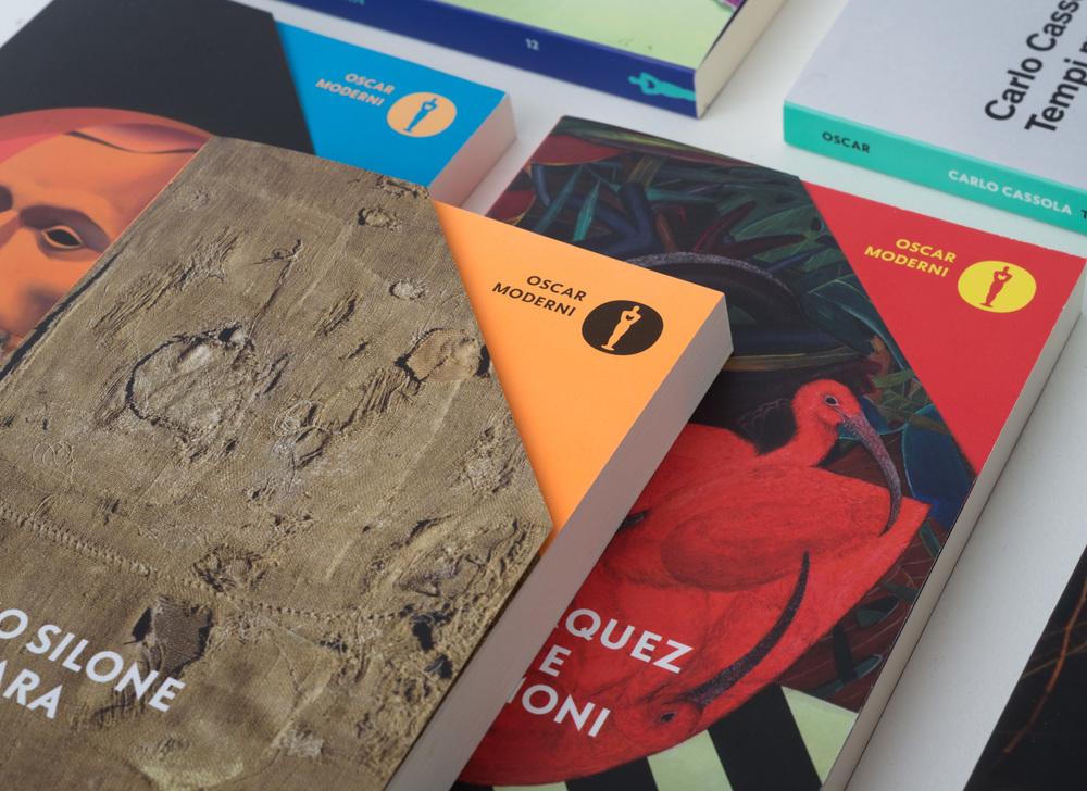 Oscar Mondadori, rebrending