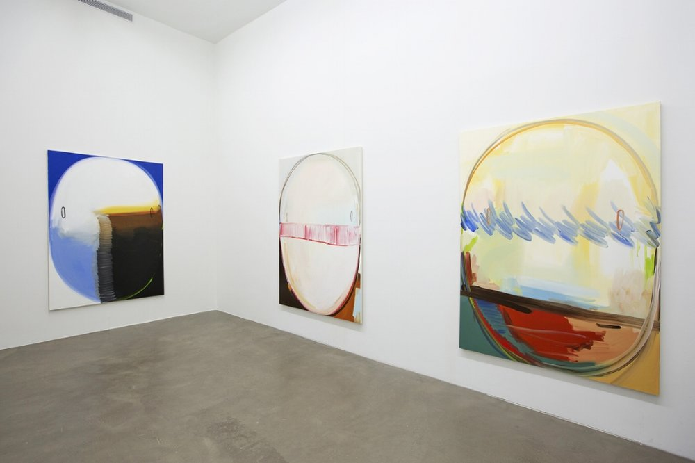 The Whole, Galeria Agustina Ferreyra, installation view