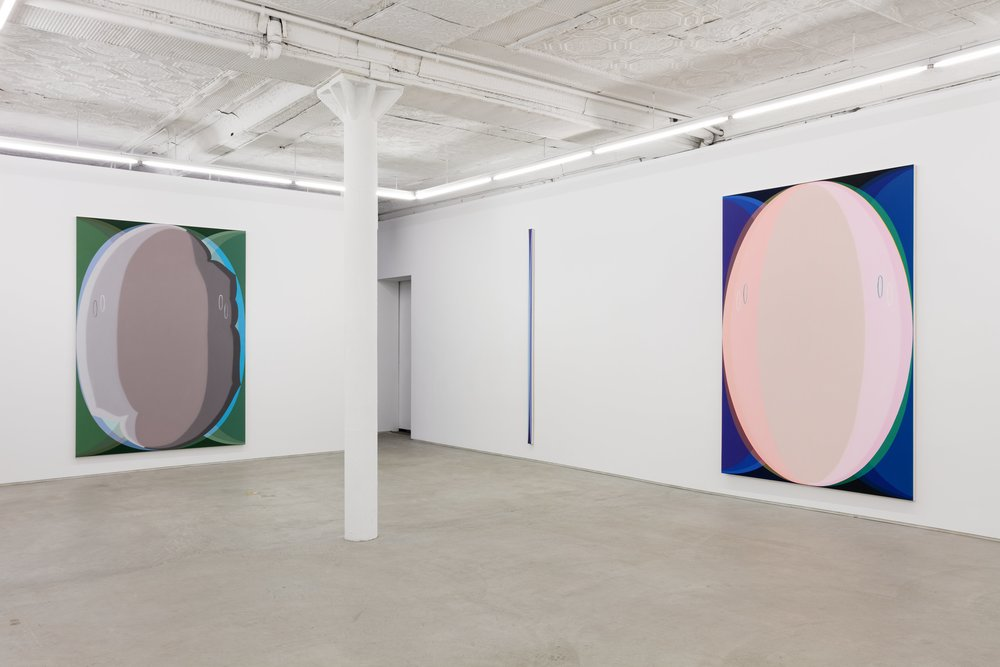 Worm Turns Atmosphere  , Brennan And Griffin gallery, installation view