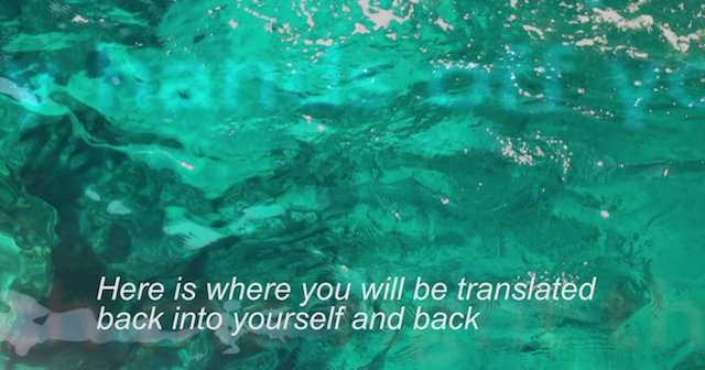 Hannah Black, My Bodies, 2014