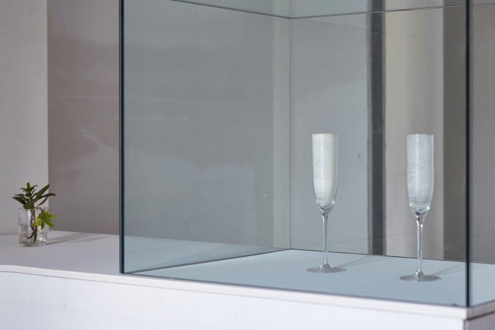 Giovanni Oberti, Installation view, FuturDome Milano, September 2016, ph. Floriana Giacinti