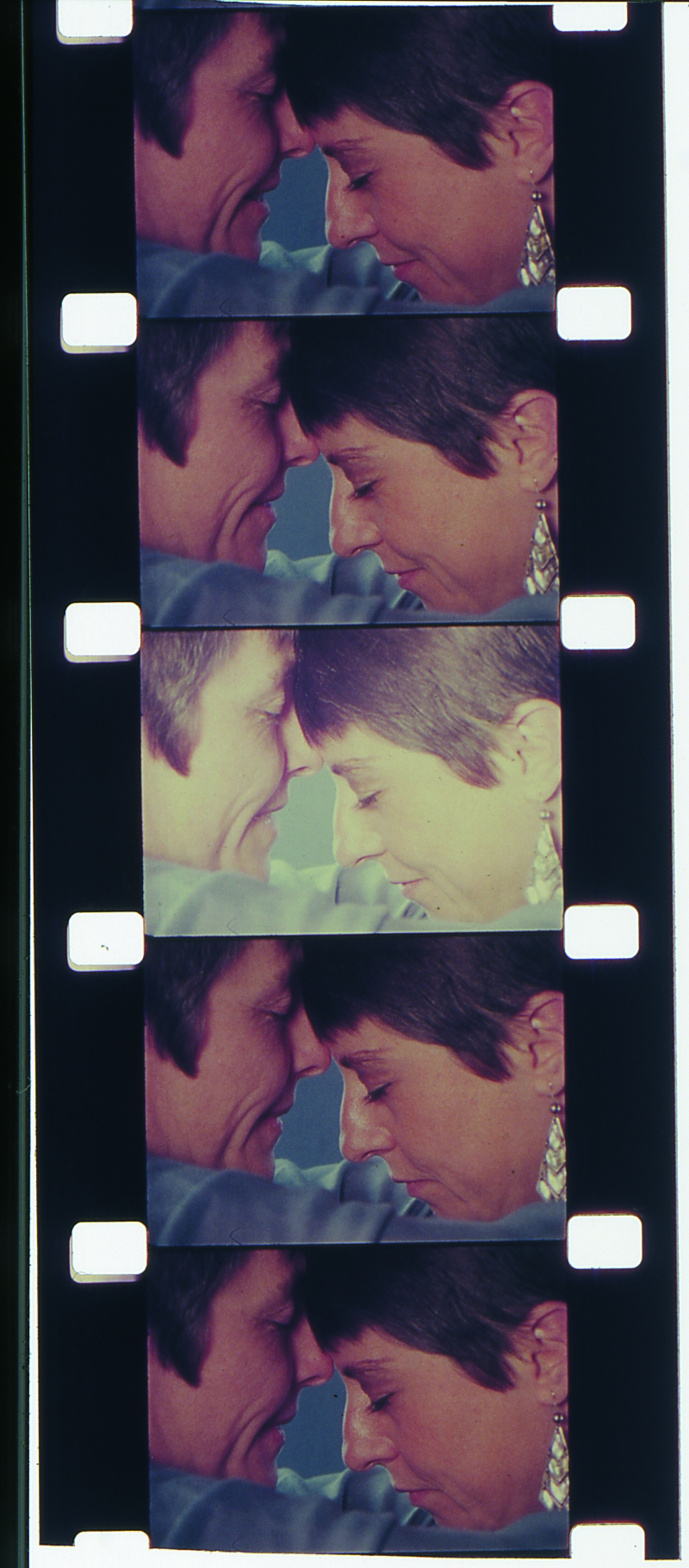 Barbara Hammer, Sync Touch, 1981