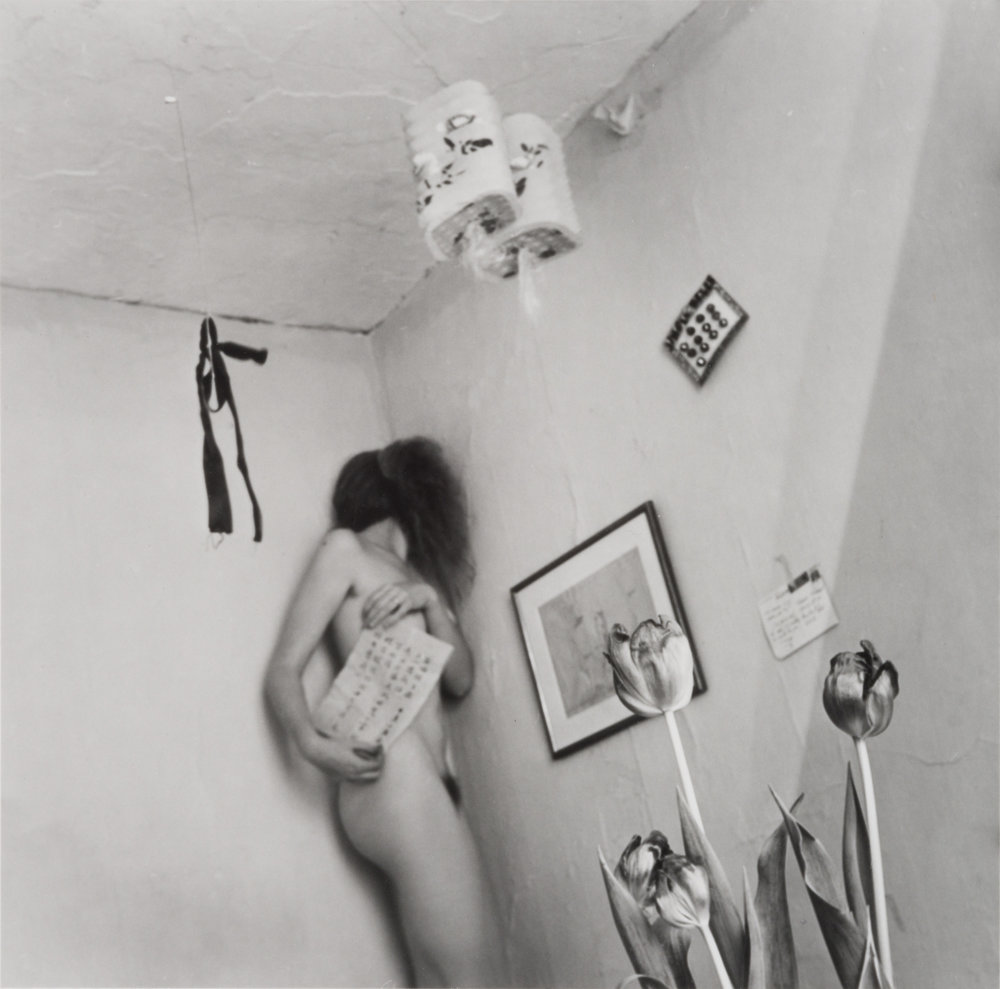 Francesca Woodman,  Untitled S.T , New York, 1979-80