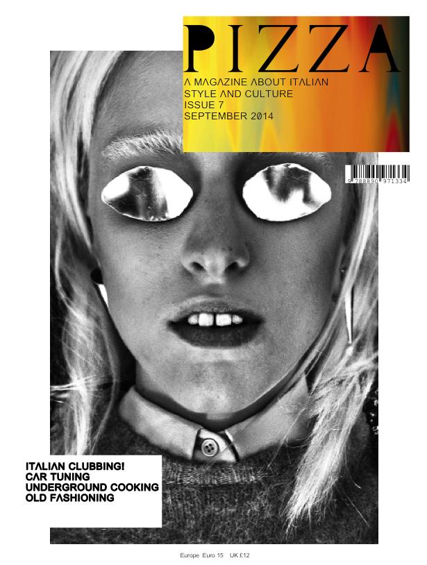 Pizza Magazine, issue n.7, 2015