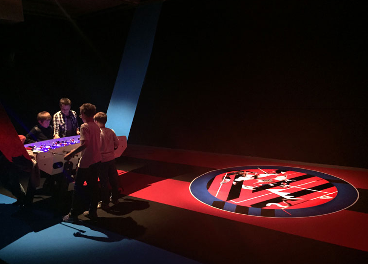 Patterns and Play @ Mons 2015 / Ailleurs En Folies, Milan. Curated by Francesca Sarti, 2015