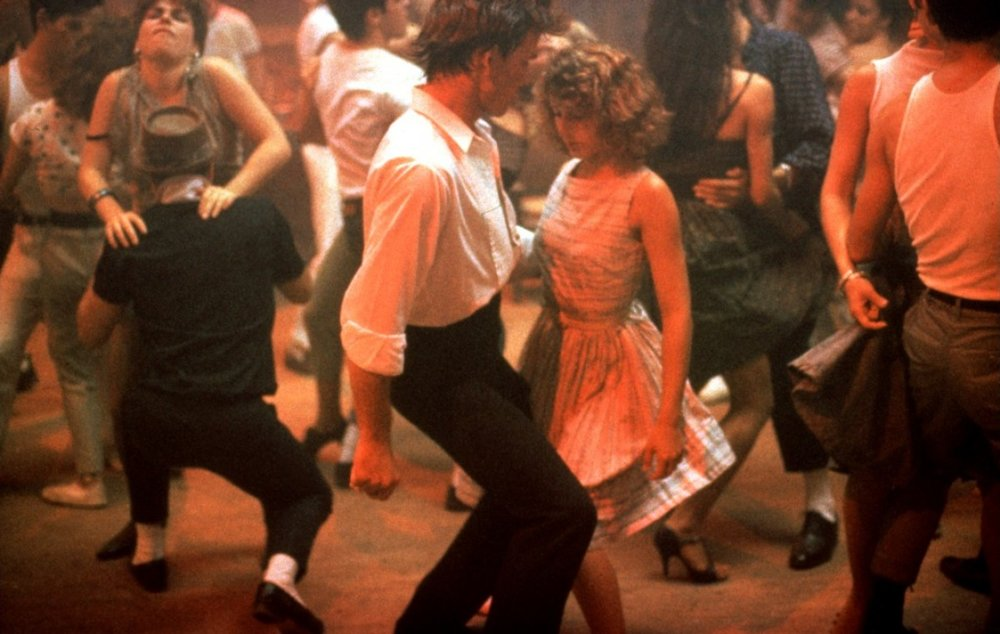 Title: Dirty Dancing  Director: Emilie Ardolino  Year: 1987  Track: Stay   https://www.youtube.com/watch?v=o1Z_hskvz1M