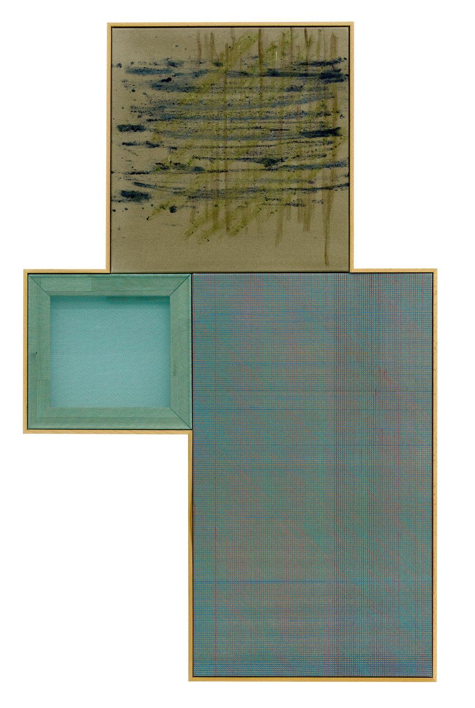 Atonal Geometry_Cross-Rhythms (series), 2015