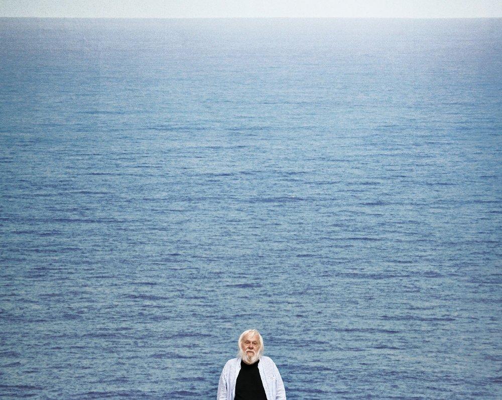 John Baldessari, 2009, Color photograph,16 x 20 inches