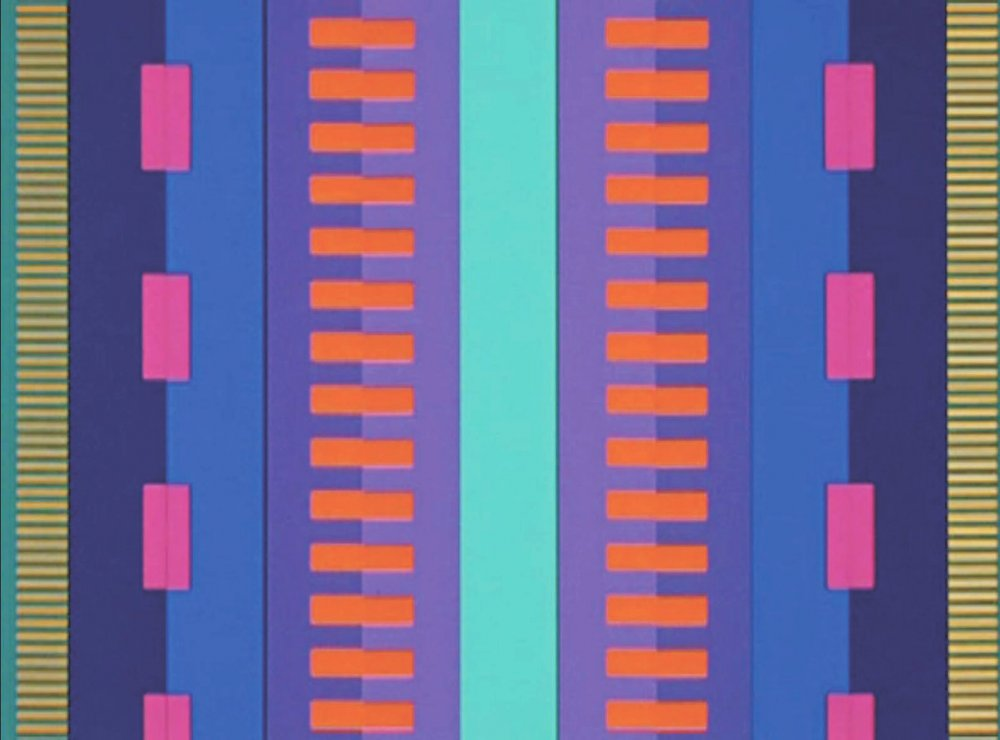 Synchromy, 1971