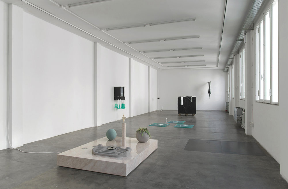 PURE DISCLOSURE, exhibition view