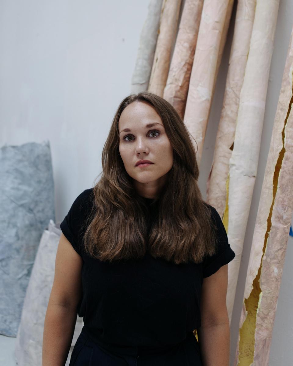 Ann Iren Buan, portrait by Sigrid Bjorbekkmo