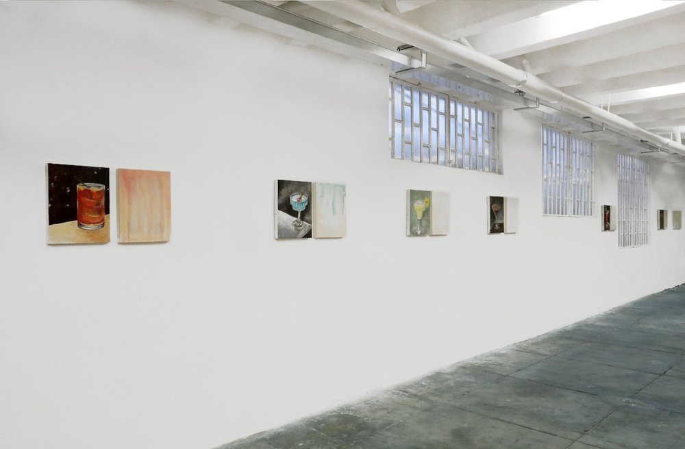 MALE MALE MALEN, 2017 Installation view