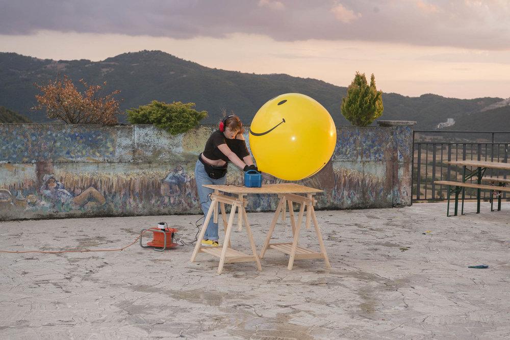 Giorgia Accorsi,The noise inside, 2017
