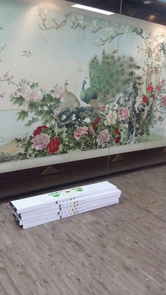 NBL Premium Resilient Vinyl Flooring Flooring NBL 72 @ Chinese heritage centre
