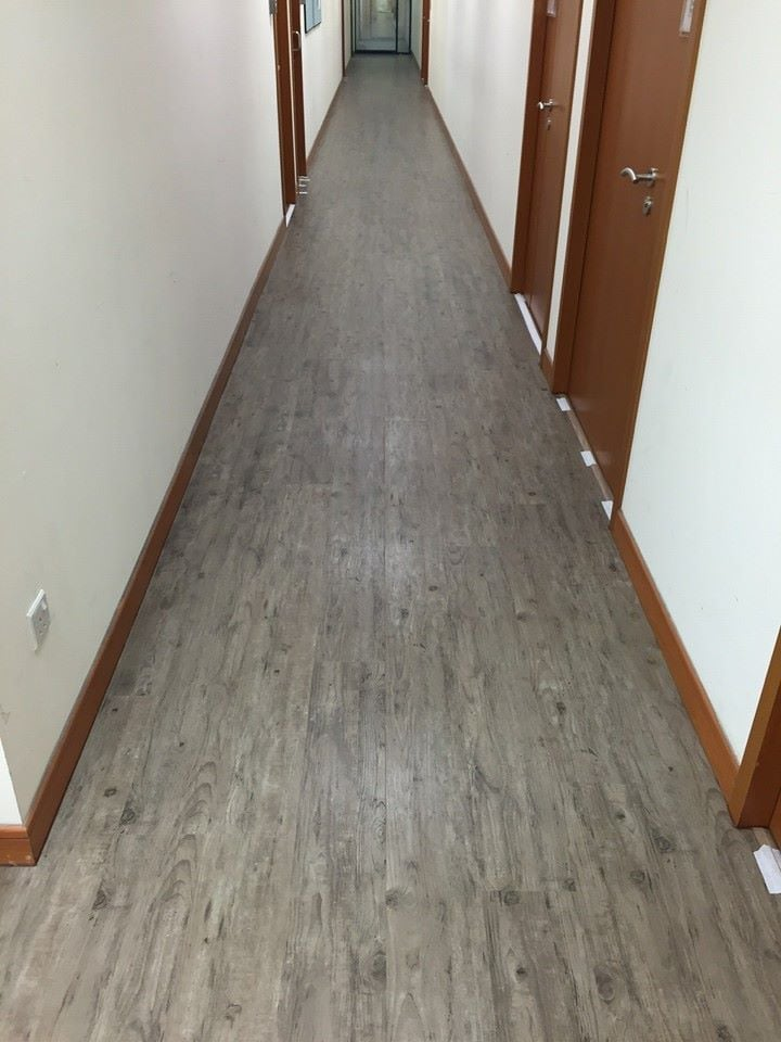 NBL Premium Resilient Vinyl Flooring Flooring NBL 72 @ WKW School of Info Comm