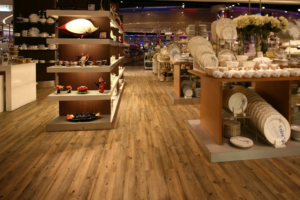 NBL Premium Resilient Vinyl Flooring NBL 79 - Golden Oak