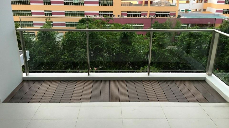 NBL EcoDECK™ SERIES (Composite Decking) View available colours HERE