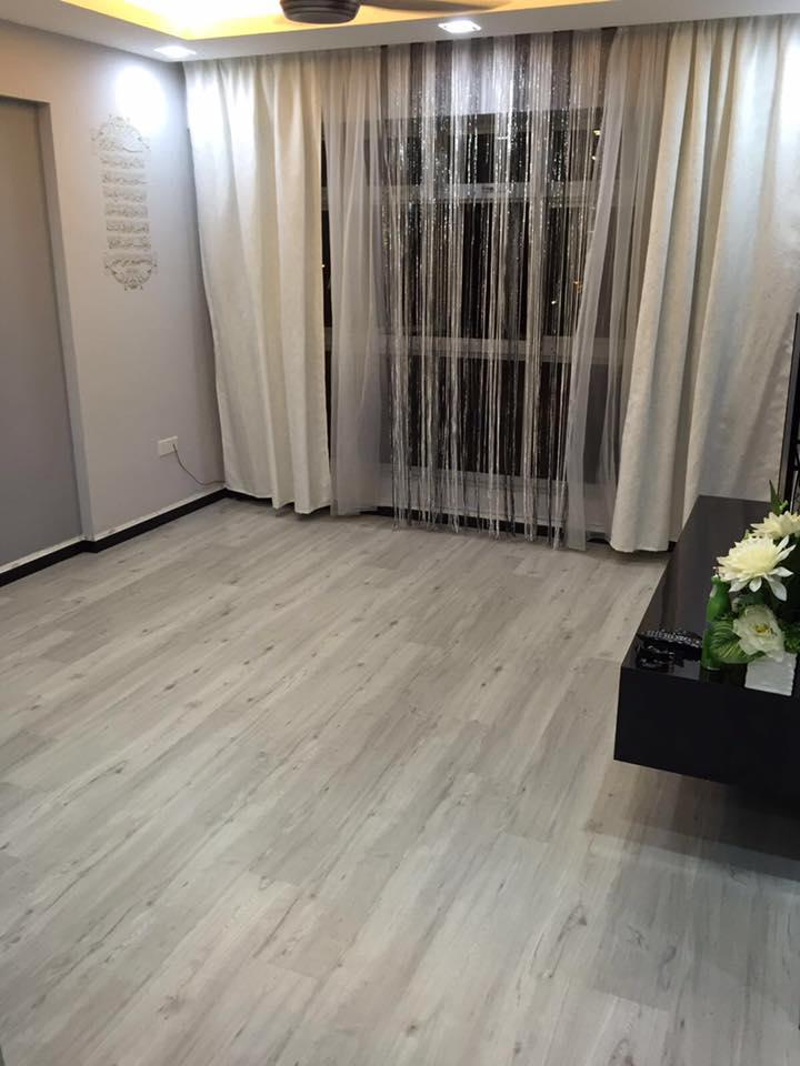 NBL Premium Resilient Flooring NBL 77 - Platinum