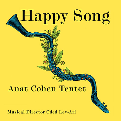 Anat Cohen Tentet - Happy Song   James tours the world playing vibraphone and Brazilian percussion in Anat's large(ish) ensemble of NYC improvisors. He is featured on prepared vibraphone on  Kenedougou Foly