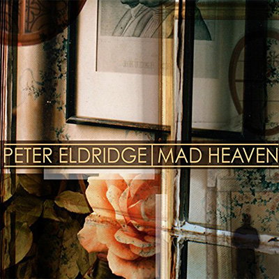 Peter Eldridge - Mad Heaven   James played percussion on this endlessly charming 2011 release.  He can be heard on congas, bell, and shaker here on  Buffet Philosophy