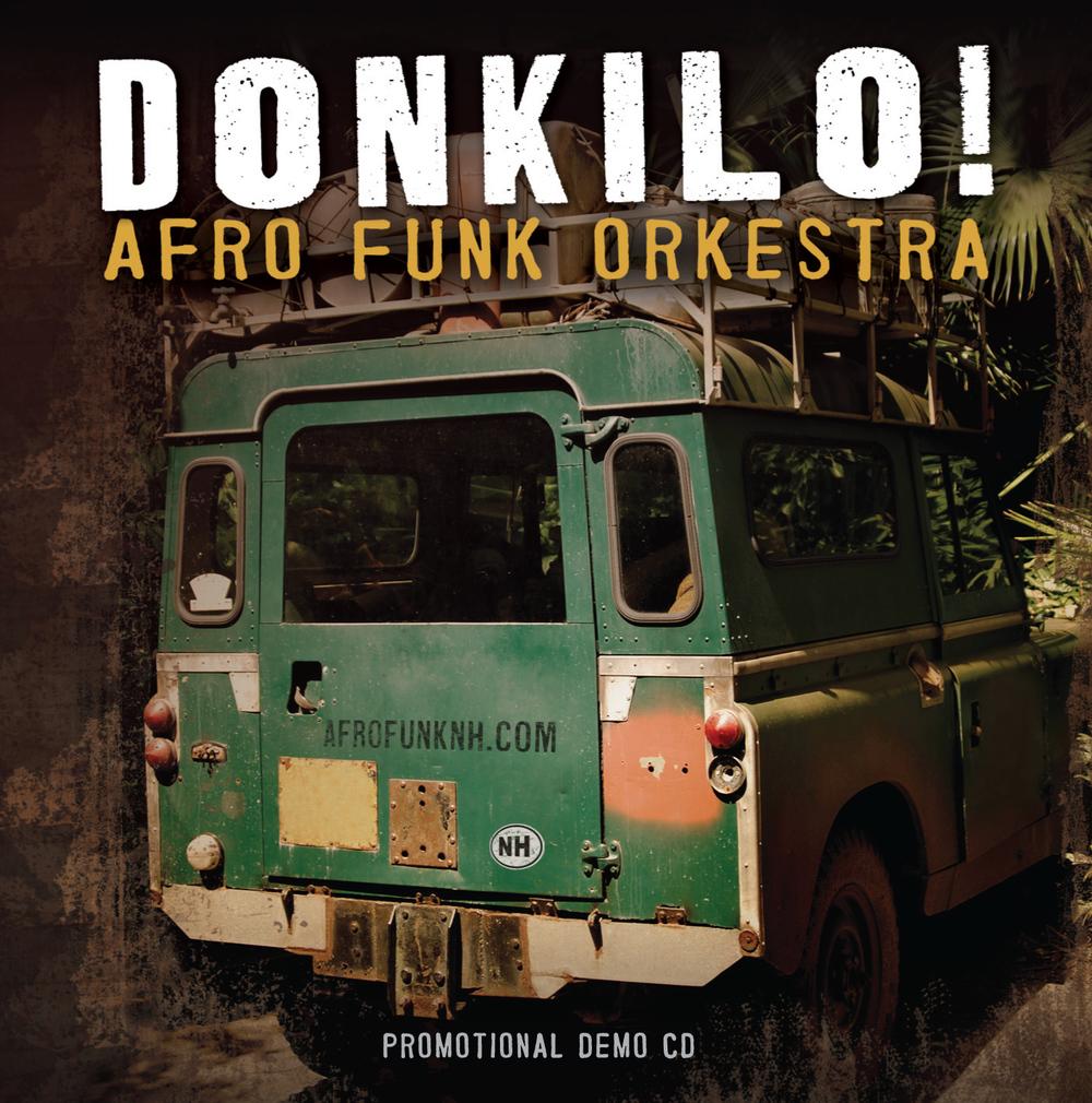 Donkilo - EP (2013)