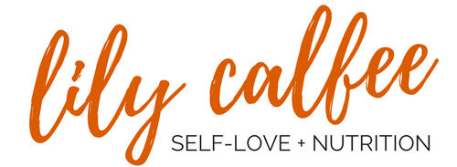 Lily Calfee, Self-Love and Nutrition Strategist