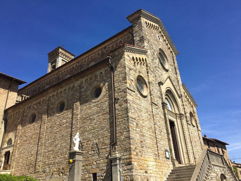 Chiesa of Barberino Val D'Esa