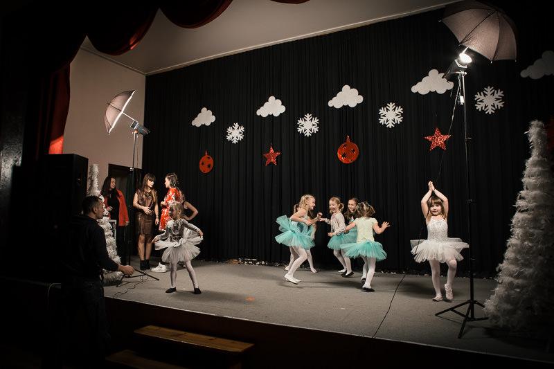 Tanzstube-Weihnachtsfeier