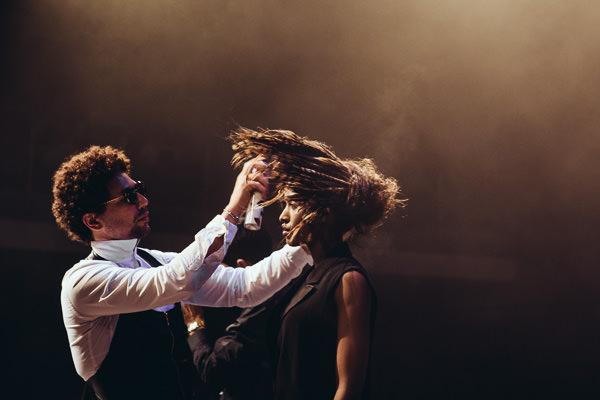 Bühnenshow -