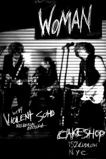 WOMAN / Violent Soho