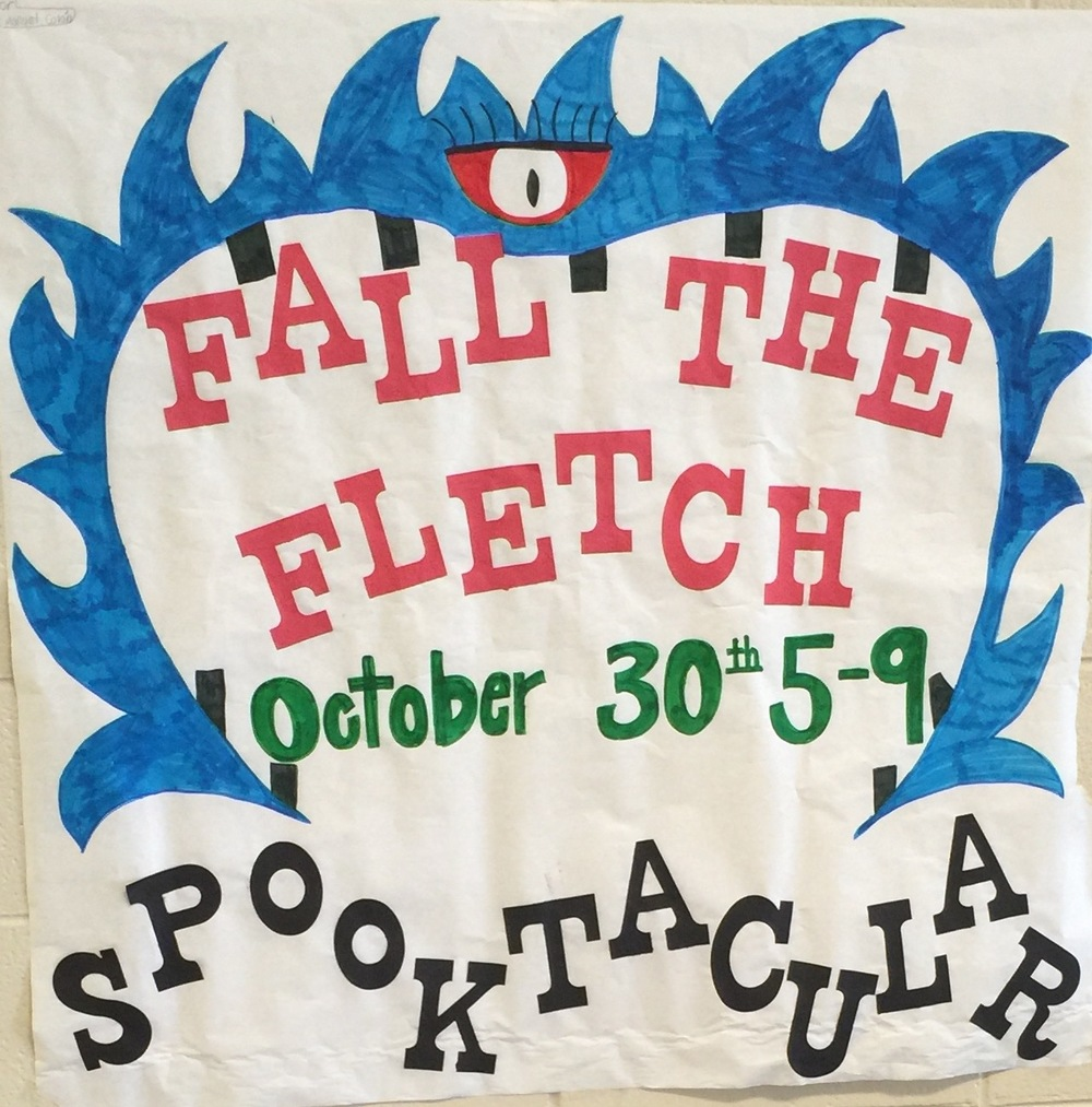 Fall the Fletch will feature all of the ensembles of MusicWorks! - Strings, Winds, Percussion, and, chorus. The festivities begin on the HFE field from 5:00 - 9pm however MW! students will perform at 6:30pm.  Save the Date:  Who: All MW! Students K-4  What: Performance/Demonstration at Fall the Fletch Where: Hall Fletcher Field When: Friday Oct. 30 6:30pm (Students arrive at HFE @ 6pm) Why: Build up that performance confidence How: Students are dismissed after school, free to go home at the end of the school day. Students should return to HFE for performance by 6pm.   Childcare issues? Does you child need to stay with MW! for convenience? We prefer that kids go home as this will be a long Friday however, we will be available to keep students between 2:55 and the 6:30 demonstration. Parents will need to provide dinner/snack for their children.