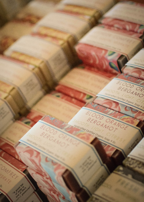 Herbal Soap Collection