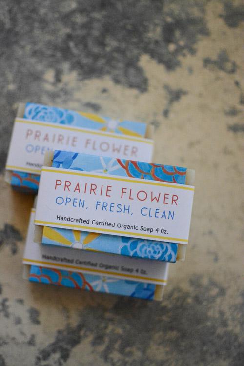 Prairie Flower Herbal Soap
