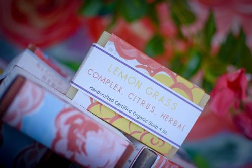 Lemongrass Herbal Soap