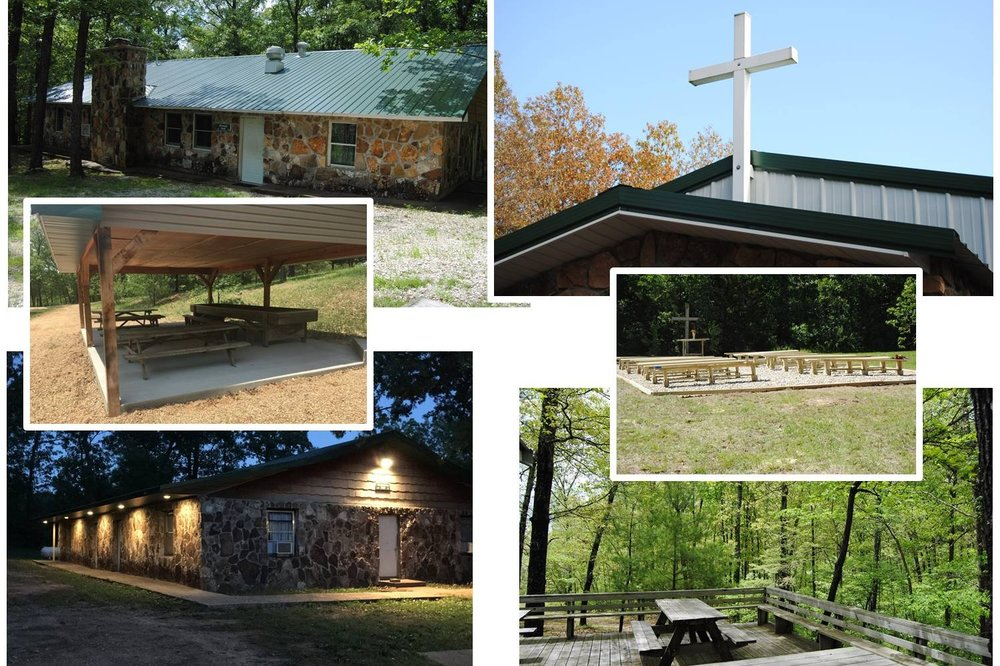 Entire Campground - Our most popular offering includes use of Groves Hall, Humphrey Hall, Wilderness Chapel, Snack Bar, and use of Recreation Areas.Check-in after 3:00 PM CT & Check-out by 11:00AM CT