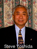 Steve Yoshida
