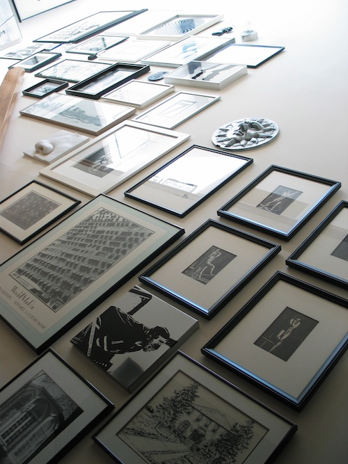 A small portion of Dad's black and white gallery