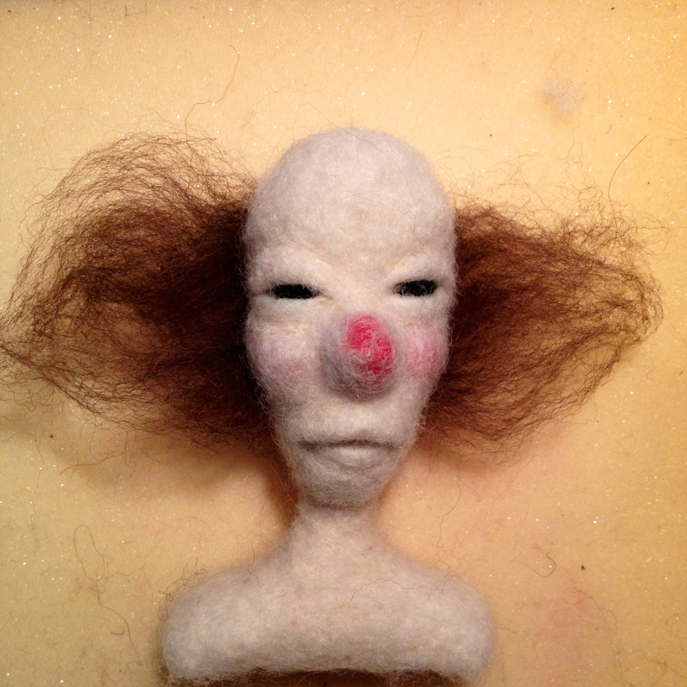Clown series, 2014