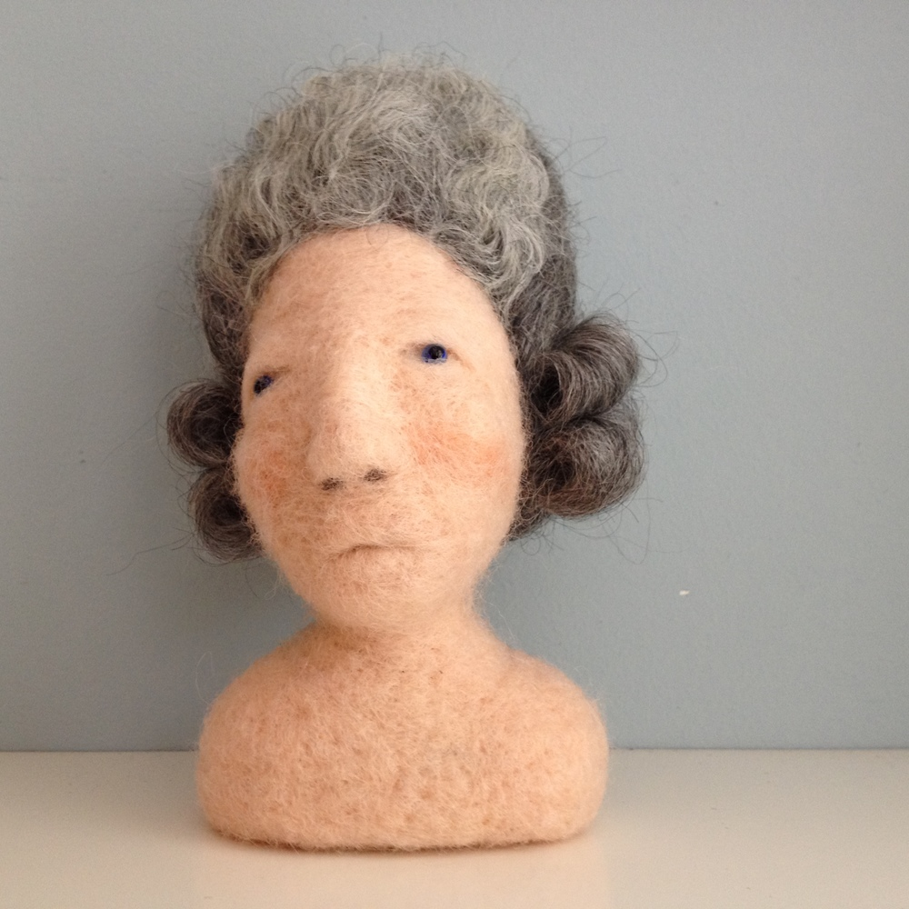 PRIVATE COLLECTION Historical doll series 2014